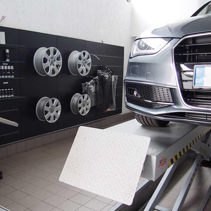 Σταθόπουλος Συνεργείο Audi - Volkswagen - Skoda